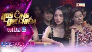 Quý Ông Đại Chiến Mùa 2 | Tập 03 Full: Hương Giang - Lâm Vỹ Dạ - Minh Tú - Hoàng Oanh