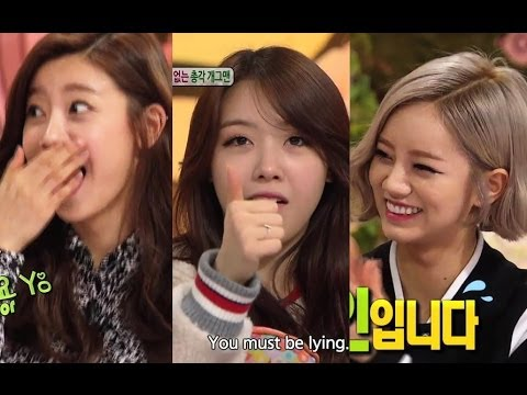 Hello Counselor - Girl's Day! (2014.02.17)
