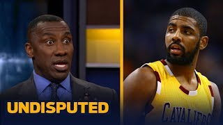 Celtics and Suns in best position to trade for Kyrie Irving according to reports | UNDISPUTED
