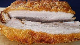 Món Ăn Ngon - THỊT HEO QUAY DA GIÒN cách làm chi tiết giòn tan
