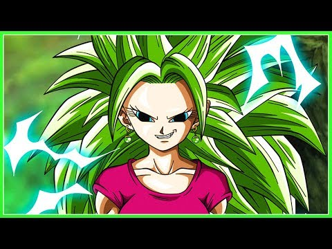 What If Kefla Turned Super Saiyan 3 In The Tournament Of Power? Dragon Ball Super