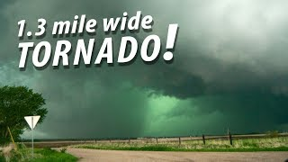 Why Storm Clouds Turn Green Before a Tornado