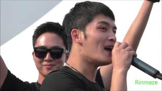 20151003 KIM JAEJOONG Ground Forces Festival  Found you
