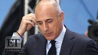 Matt Lauer Apologizes Amid Sexual Harassment Allegations