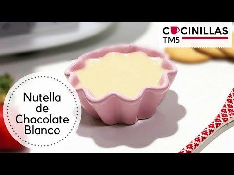 Nutella de Chocolate Blanco