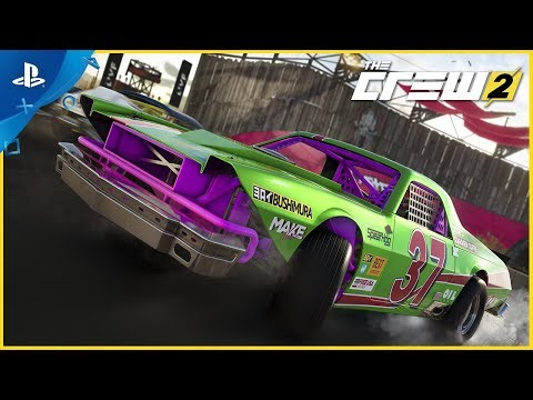 The Crew 2 - December Vehicle Drop Trailer | PS4
