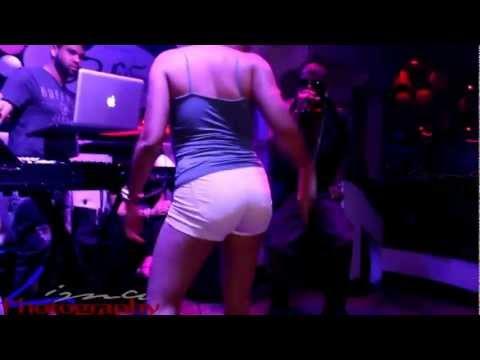 Teke Teke En Vivo En Eros Bailando Con Las Fanaticas.