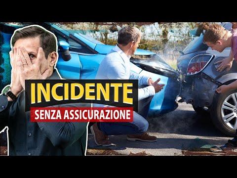 Se fai un INCIDENTE SENZA ASSICURAZIONE vieni risarcito? | Avv. Angelo Greco