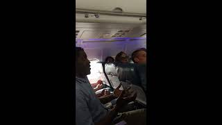 DL 2035 - Delta's first attempt to remove passenger for using bathroom