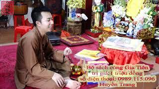 Hướng dẫn sử dụng khoa cúng Gia Tiên đơn giản nhất-Cậu Khang Nam Định