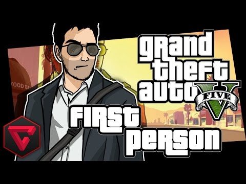 GTA V FIRST PERSON: UN AMOR IMPOSIBLE - PS4 (Grand Theft Auto 5) [HD 60 FPS]