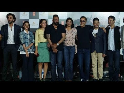 Bhoomi Movie Full Trailer Launch LIVE | Sanjay Dutt | Aditi Rao Hydari