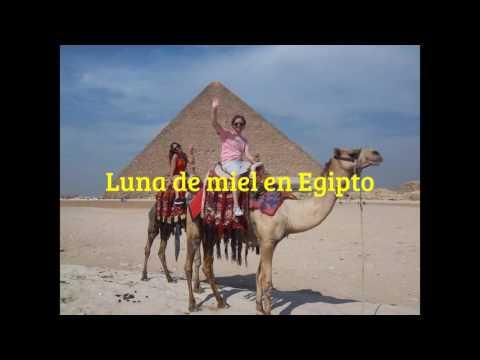 Viaje luna de miel en El Cairo y crucero por el Nilo