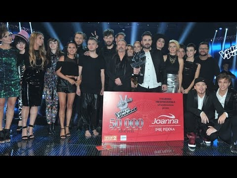 "Baixar The Voice of Poland III - Finaliści - ""Blurred lines"
