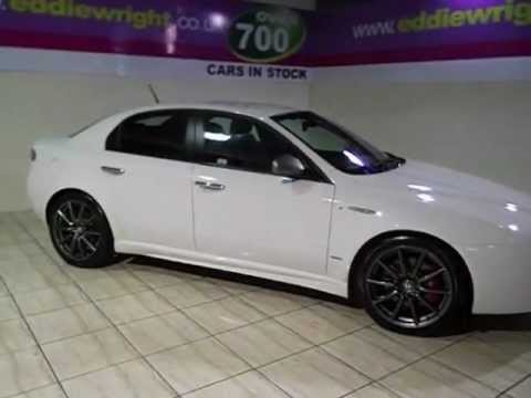alfa romeo 159 exterior interior tour of a 61 plate alfa romeo 159 2 0 jtdm 16v ti 170 bhp 4. Black Bedroom Furniture Sets. Home Design Ideas