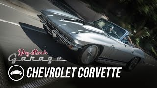 Joe Rogan's 1965 Chevrolet Corvette Stingray Restomod - Jay Leno's Garage