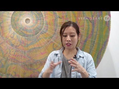 Artist Mia Liu talks about her work Guggen' Dizzy / Art Stage Singapore 2014