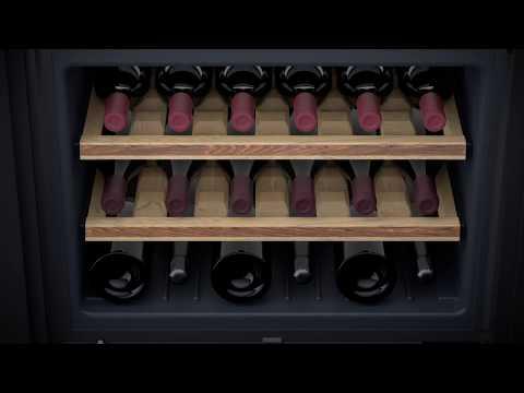 Cantina Vini SmegConnect, estetica Linea. Massima cura della tua collezione vini