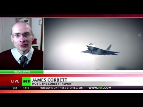 US F-22 jets join S. Korea war games, \'situation on knife\'s-edge\'