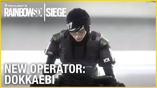 Rainbow Six Siege - Operation White Noise: Dokkaebi Trailer