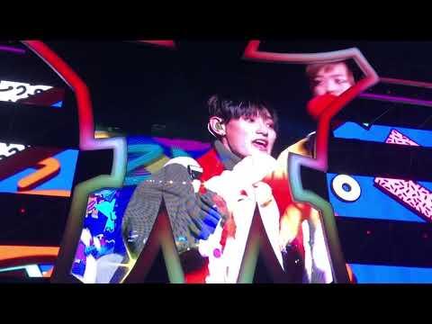 H.O.T 콘서트 하이라이트 (빛,행복,너와나 등)   High-five of teenagers concert  20181013