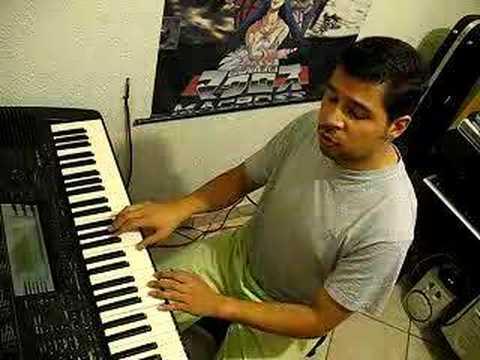Temblando en piano de Hombres G parte 1