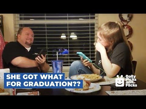 Graduation Surprise