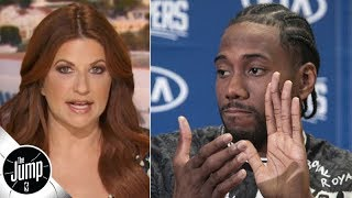 NBA fining teams $10 million for tampering would again miss the point - Rachel Nichols | The Jump