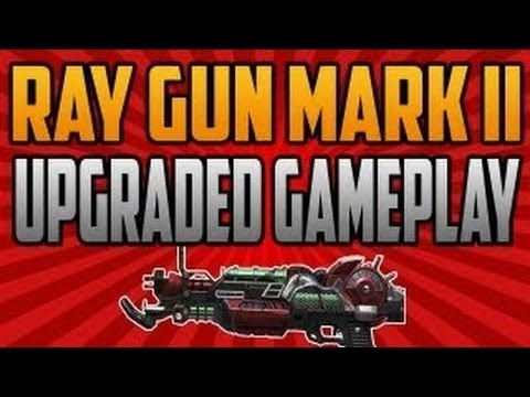 Black Ops 2 Zombies Upgraded Ray Gun Mark 2 Gameplay - BO2 Porter's Ray Gun Mark 2 - Buried DLC - Smashpipe Games