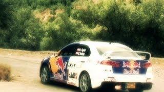 Mitsubishi EVO Rally