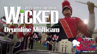 2015 Sierra Cup Classic | Wicked | Drumline Multicam