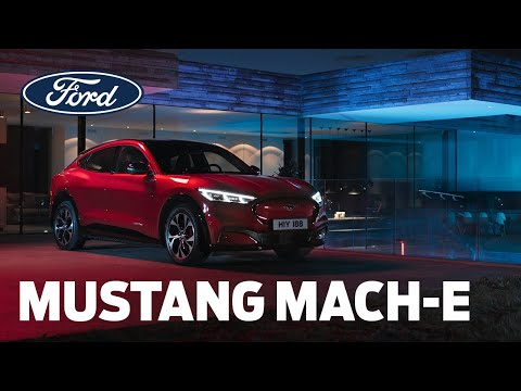 Mustang Mach-E | The All-Electric SUV