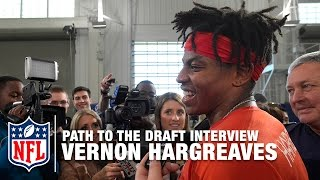Vernon Hargreaves: 'Every year I've gotten better' | Path To The Draft | NFL