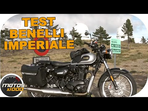 Test Benelli Imperiale 400 | Motosx1000: