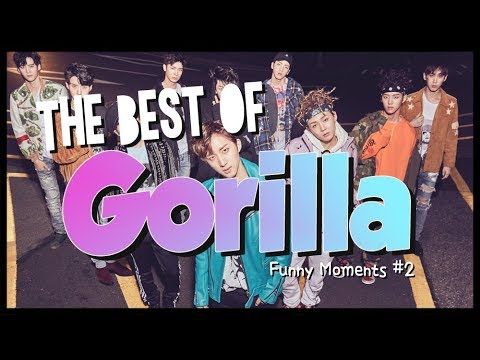 PENTAGON: The Best of Gorilla | Funny moments #2