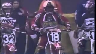 1998 AMA Supercross Rd2 from Houston TX