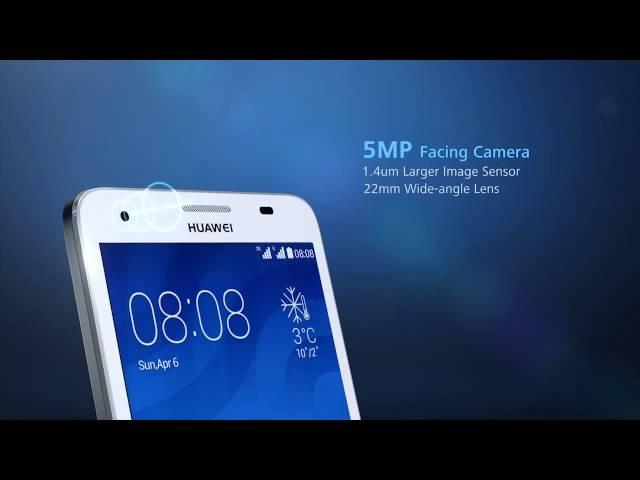 Belsimpel-productvideo voor de Huawei Ascend G750