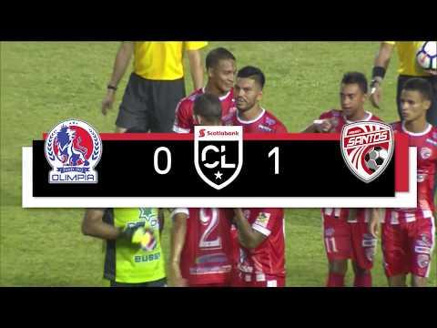CD Olimpia vs Santos De Guapiles