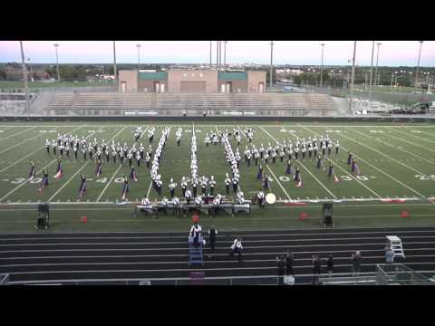 Blue Valley North Marching Mustangs 2016 Band Festival
