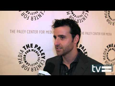 Partners (CBS) - David Krumholtz Interview - YouTube