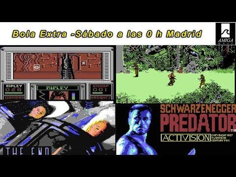 Bola Etra - Mirada retrospectiva en varios sistemas de juegos de Películas.