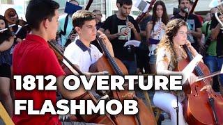 1812 OVERTURE, amazing FLASHMOB