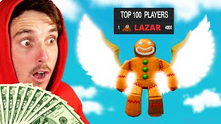 I Became The #1 ROBLOX Player
