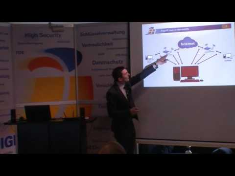 Live Hacking zum Safer Internet Day bei DIGITTRADE GmbH