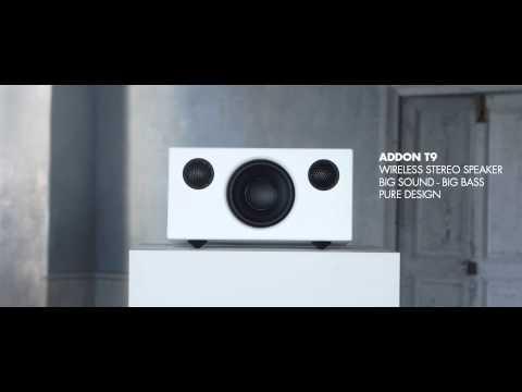 Audio Pro Addon T9 - wireless stereo speaker