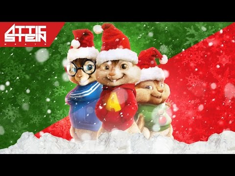ALVIN AND THE CHIPMUNKS - CHRISTMAS SONG REMIX [PROD. BY ATTIC STEIN]