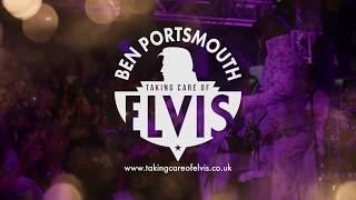 Ben Portsmouth The King Is Back - 2018 World Tour