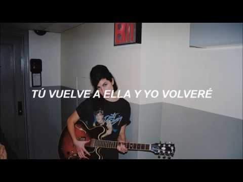 back to black // Amy Winehouse (Subtitulado al Español)