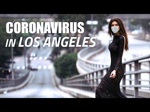 Коронавирус в США. Как проходит наш карантин в Лос-Анджелесе.