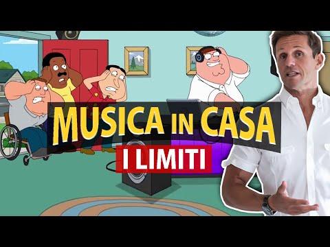 RUMORI e MUSICA in casa: LIMITI | Avv. Angelo Greco